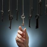 keyshanging